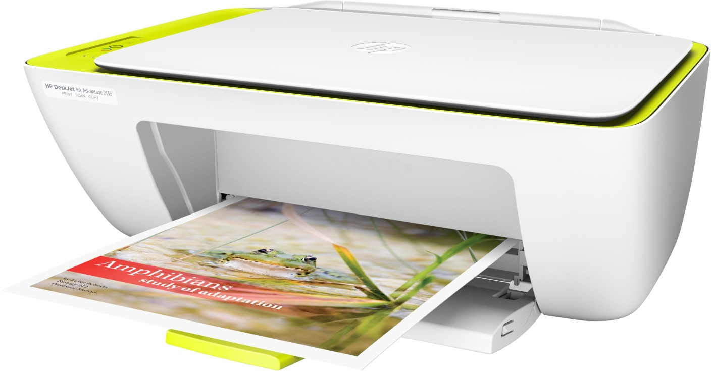 HP Deskjet 2135 Printer Drivers Download Free