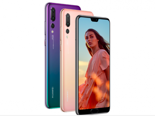 Huawei P20 Pro USB Driver Download Free
