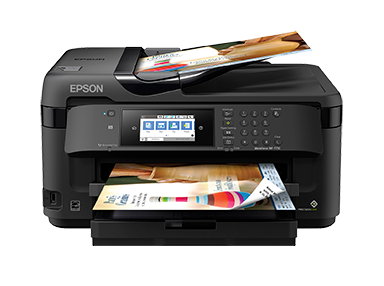 Epson WorkForce WF-7710 Driver For Windows Download Free