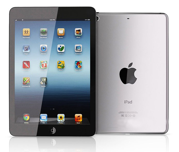 Apple iPad (All in One) USB Driver Download Free