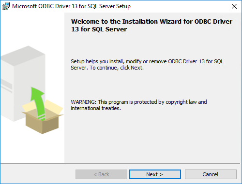 ODBC Driver 17 For SQL Server Download Free