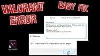 Graphics Driver Crashed Valorant (Problem Fixed)